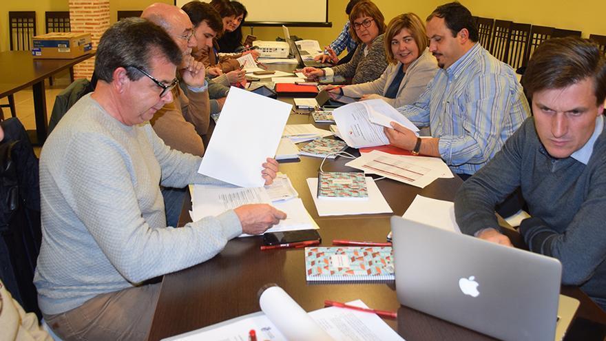 El Equipo de Gobierno de la Diputación Provincial de Cáceres ultima los Presupuestos del 2017 / www.dip-caceres.es