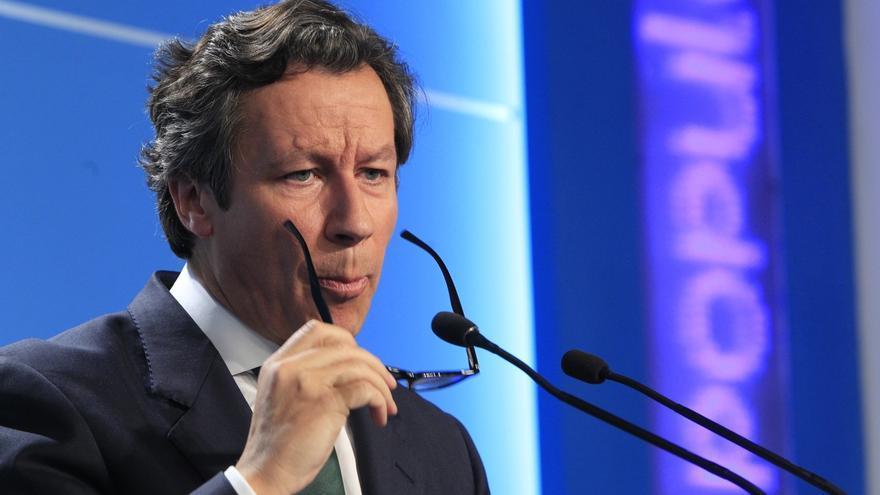 Floriano anima a los militantes del PP a apoyar a Rajoy en las redes sociales