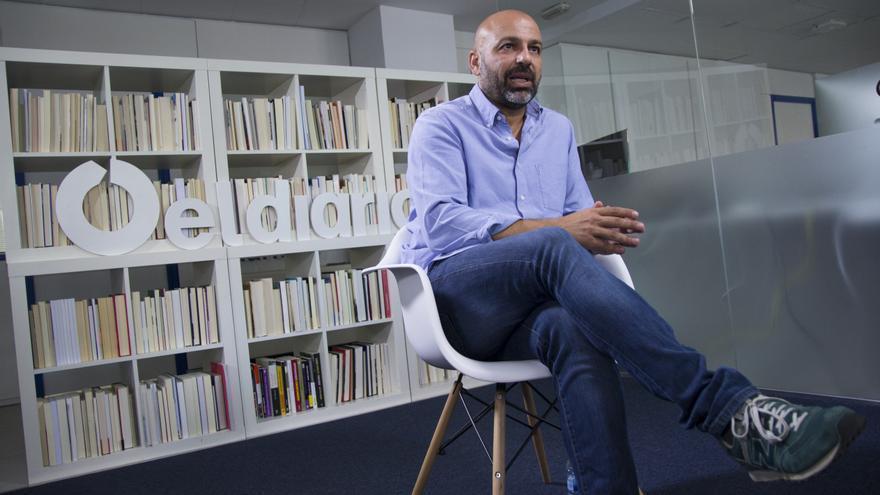 José García Molina en eldiario.es