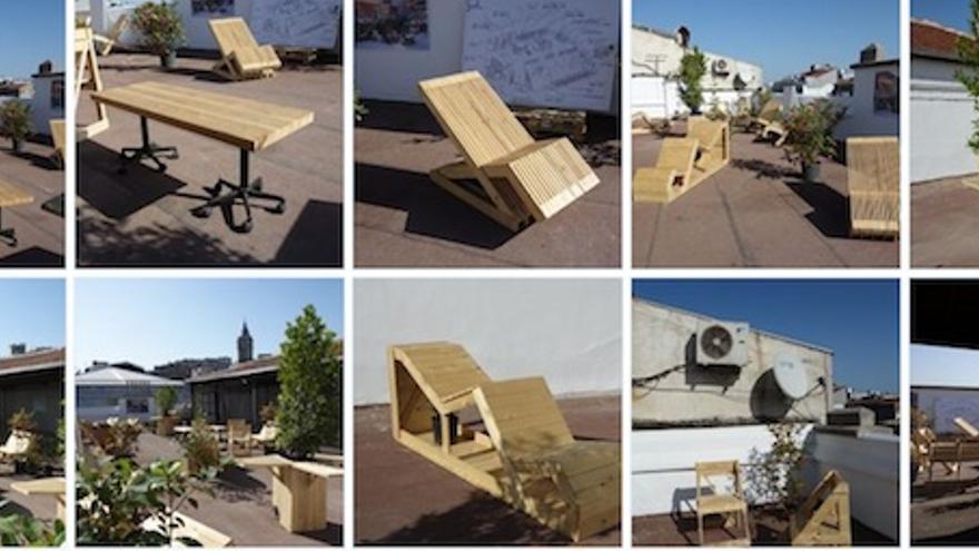 Participación del Campo de Cebada (Madrid) en la Bienal del Diseño 'Adhocracy'