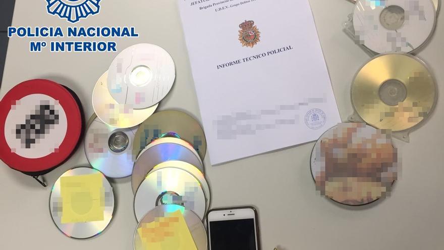 Detenido en Las Palmas de Gran Canaria por abusar sexualmente de una menor y por tener pornografía infantil.