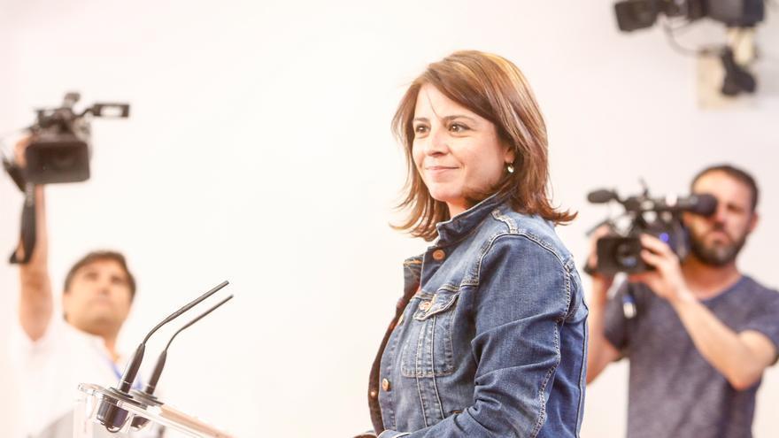 Lastra evita confirmar que Iglesias pida ser vicepresidente: No desvelo conversaciones, sólo hago un resumen