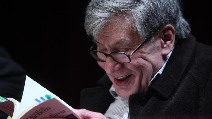Muere el escritor mexicano José Emilio Pacheco