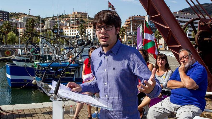 Podemos Euskadi: El partido en Andalucía no ha seguido los cauces adecuados