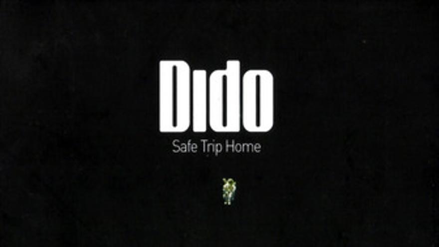 Portada del disco 'Safe trip home' de Dido