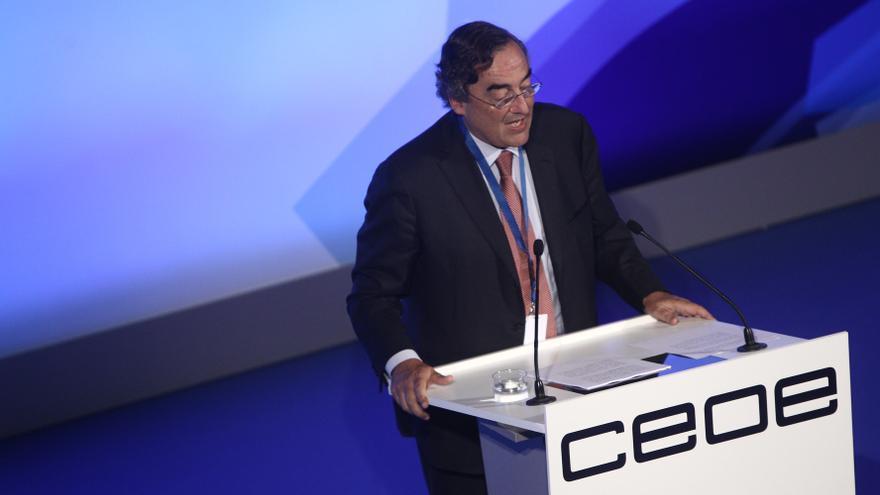 CEOE-Cepyme asegura que buena parte de las empresas se está esforzando por contener los precios
