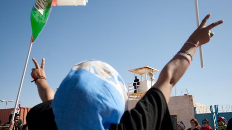 De la manifestación ante la ONU #2