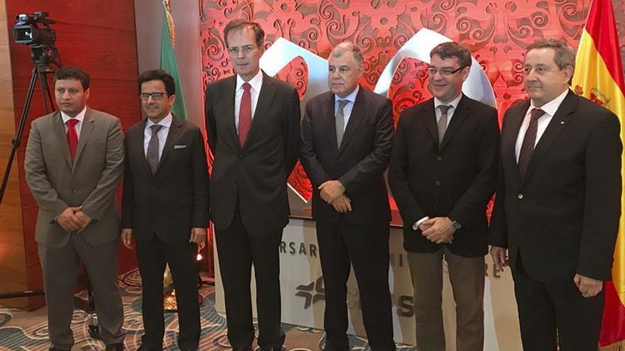 Miró dice que Argelia seguirá jugando un papel preferente en el futuro de Cepsa