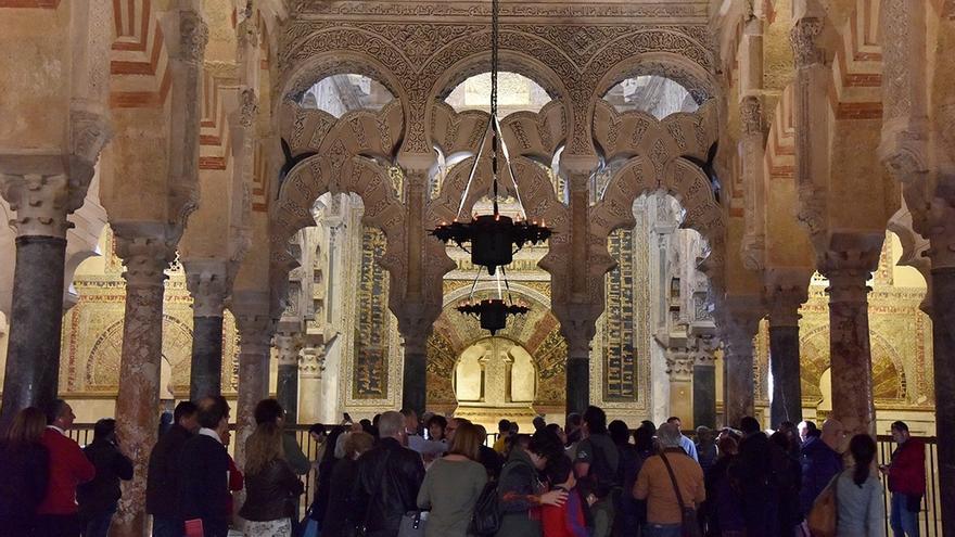 La Mezquita-Catedral se cierra a las visitas turísticas hasta el próximo 1 de abril