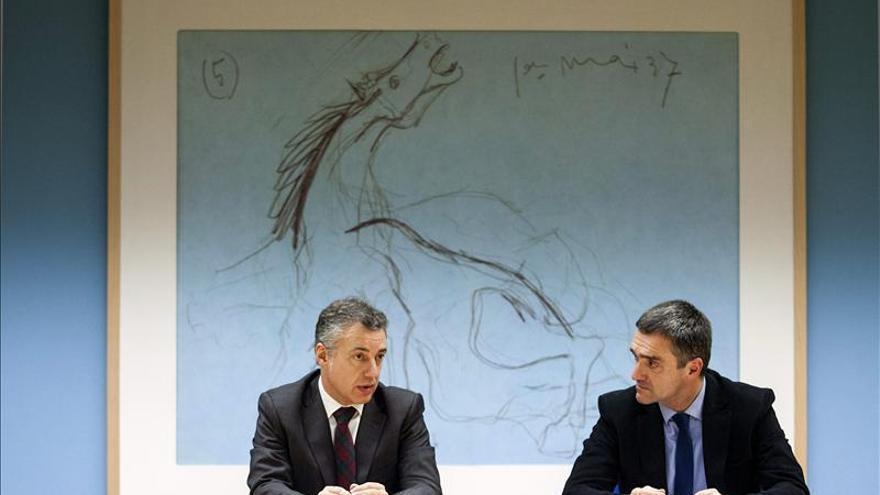 El nuevo responsable vasco para la paz dice que su reto es el consenso