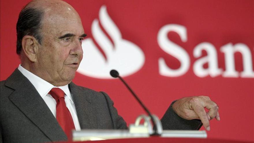 Botín cree que España entra en una nueva fase para su recuperación económica