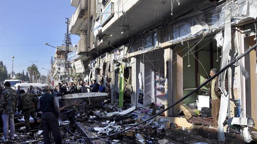 EI arrebata a facciones islámicas el control de tres pueblos en el norte sirio