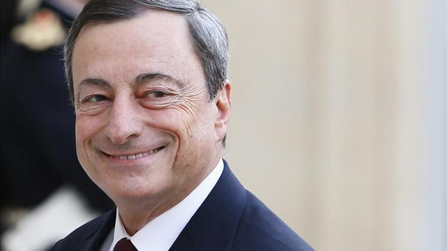 Draghi considera adecuadas las medidas tomadas para la banca española