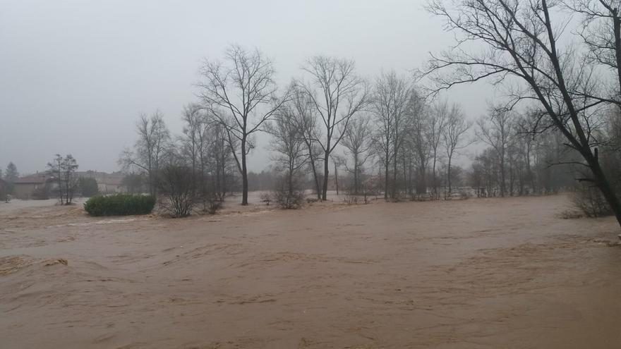 El Gobierno cifra en casi 16,2 millones los daños provocados por las inundaciones de enero