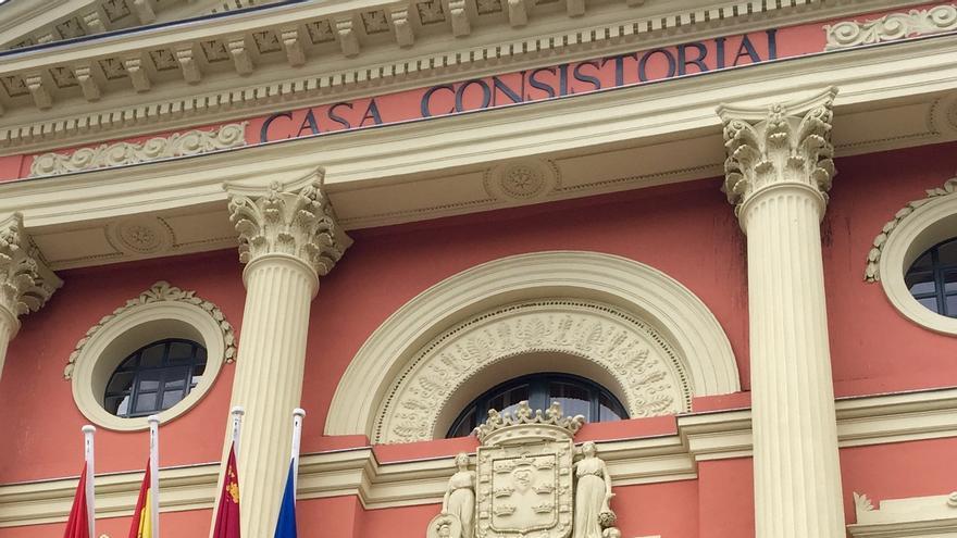 José Ignacio Gras, candidato a alcalde de Murcia por el PSRM-PSOE / MJA