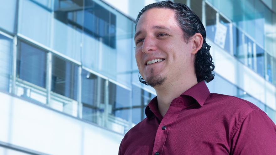 El químico valenciano Rubén Darío Costa Riquelme