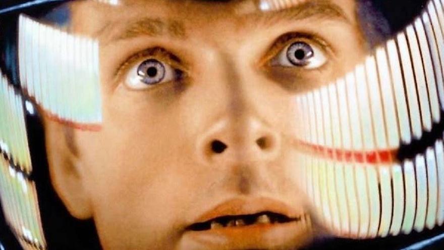 El actor Keir Dullea, protagonista de '2001: Una odisea del espacio'