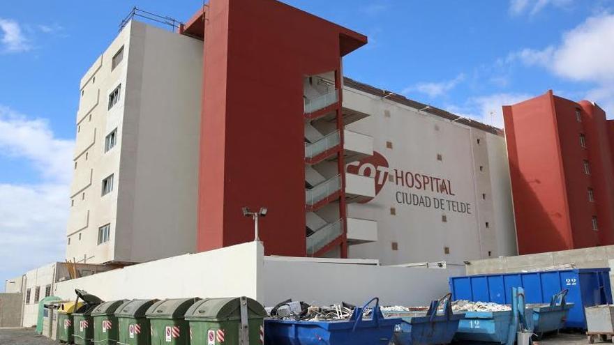Hospital ICOT Ciudad de Telde. (ALEJANDRO RAMOS)