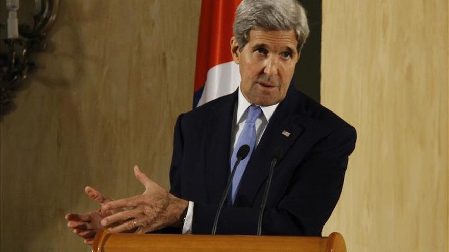 """Kerry ve las reuniones de la ONU como la """"oportunidad"""" para progresos en Siria y Yemen"""
