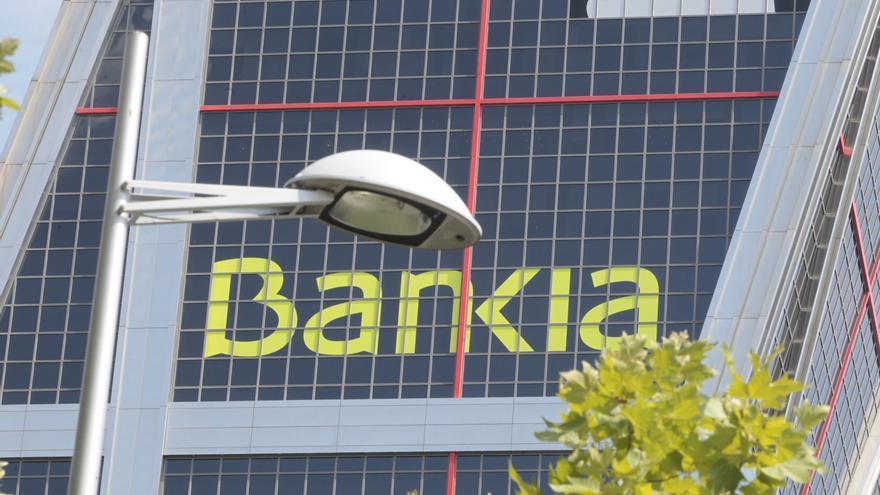 (Ampl.) Bankia perdió 4.448 millones de euros hasta junio