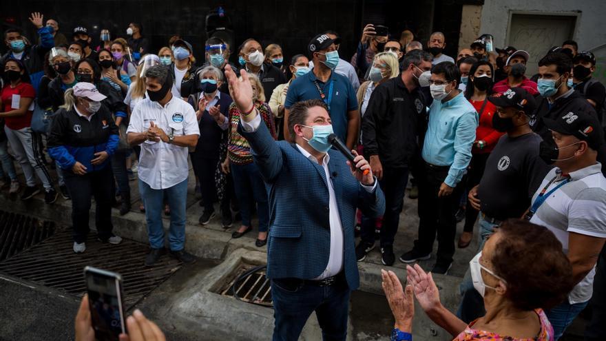 Candidatos opositores proponen unas primarias para las elecciones venezolanas
