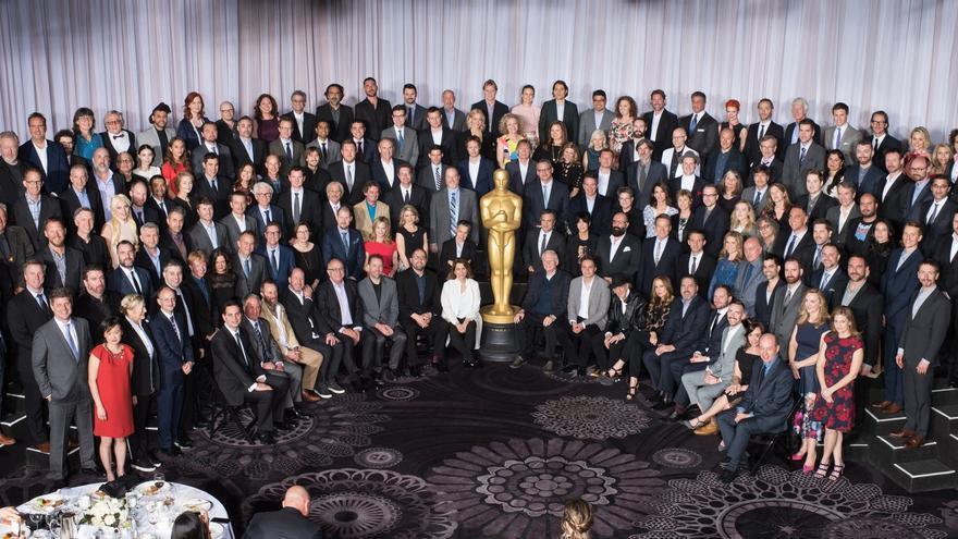 Los nominados a los oscar 2016