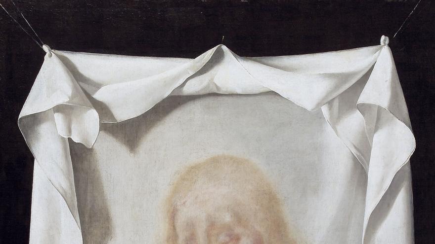 C:\fakepath\1.. Francisco de Zurbarán, La Santa Faz 1660.jpg