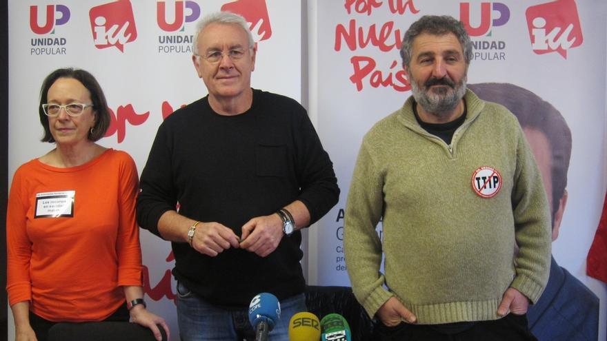 """Cayo Lara denuncia que el PP """"deja un país infectado"""" por la corrupción"""