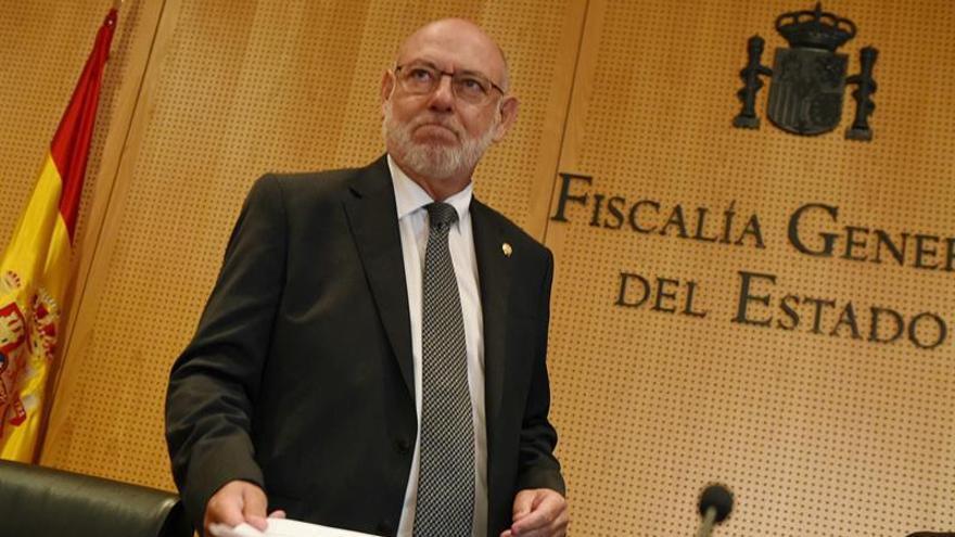 """El Govern se querella contra Maza por actuar """"al margen de la ley"""" en el 1-O"""