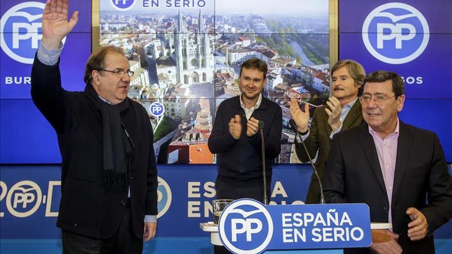 Herrera: El PP es la única fuerza que sale a ganar las elecciones generales