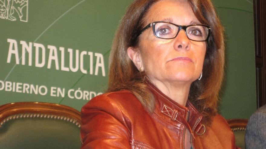 "La delegada de Cultura de la Junta en Córdoba dimite tras enviar un ""correo personal"" con membrete oficial"