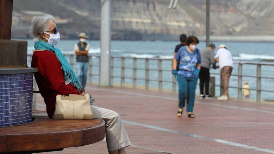Los cuatro indicadores que marcan el ritmo de la pandemia en Canarias