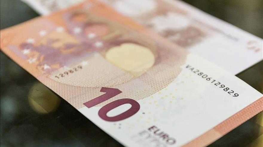 La UE registró un superávit corriente de 19.800 millones euros en octubre