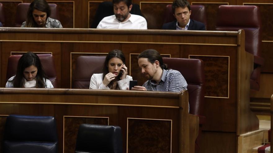 Podemos espera zanjar este lunes la polémica del chalé de Iglesias y Montero con el apoyo de las bases a su liderazgo
