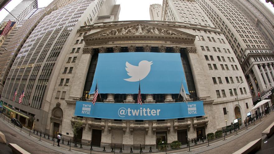 Twitter saliendo a Bolsa