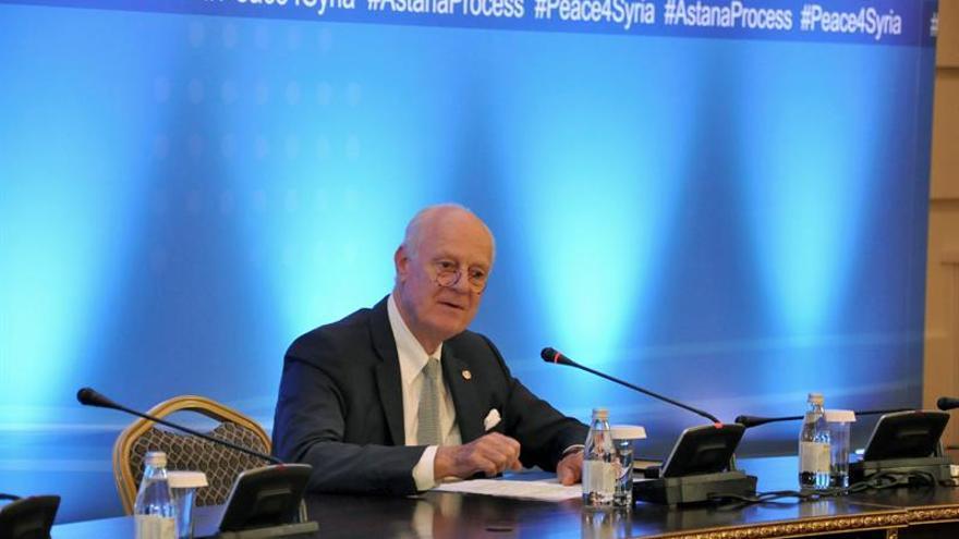 El mediador de la ONU dice que las partes podrían negociar pronto cara a cara