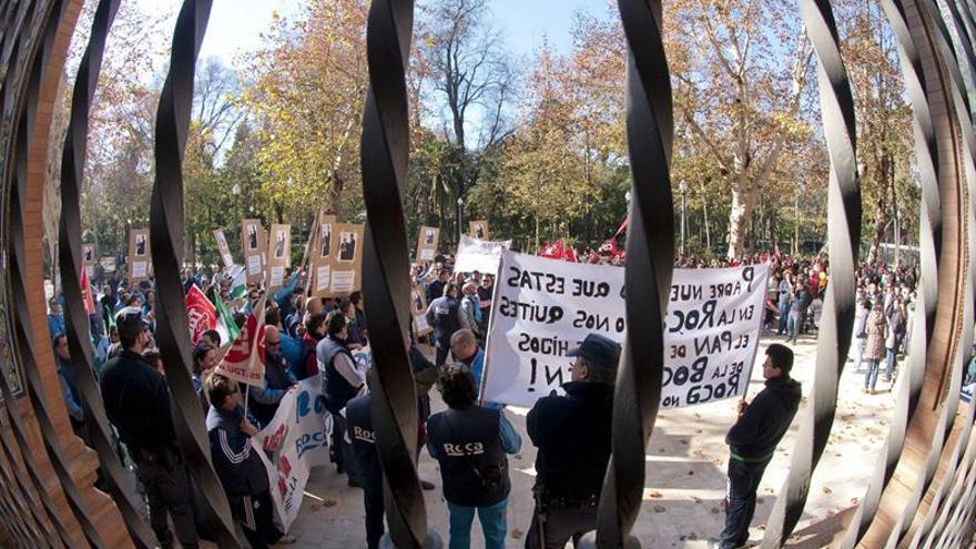 Sindicatos y Alestis acuerdan rebaja salarial y ERTE sin despidos en Sevilla