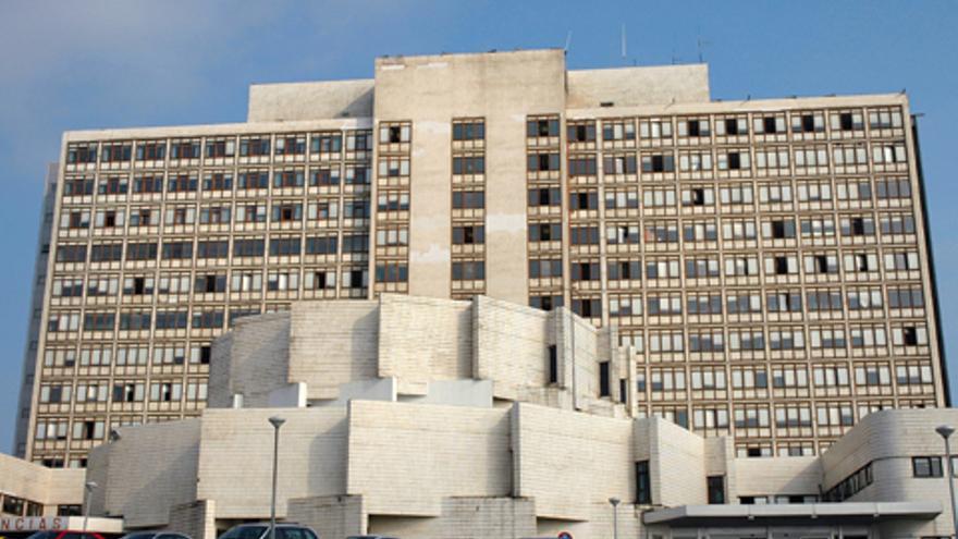 El edificio de la Residencia Cantabria fue inaugurado en 1973.