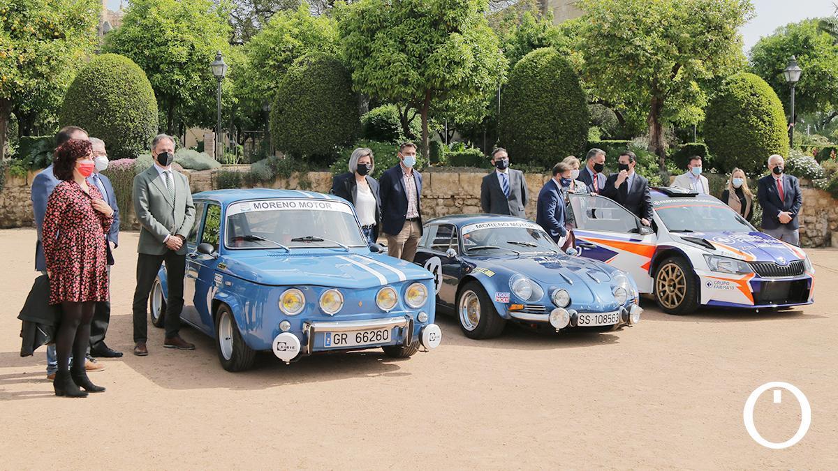 Presentación 38 Rallye Sierra Morena