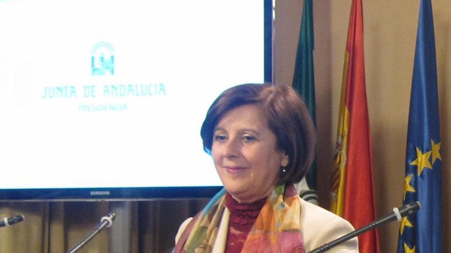 Sánchez Rubio, cosejera de Bienestar Social y Salud