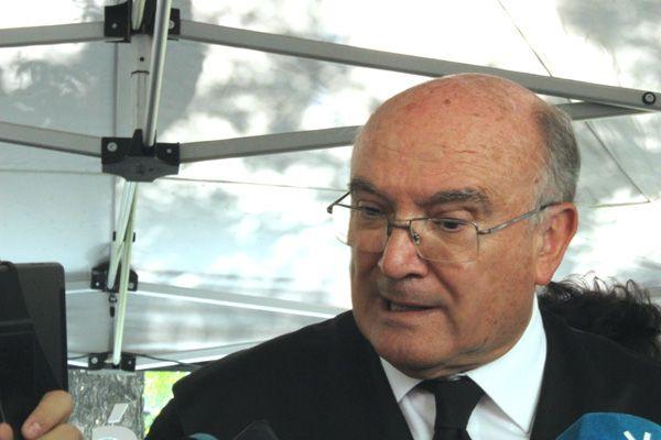 Carlos Carnicer, presidente del Consejo General de la Abogacía Española | Fotografía: Somos Chueca