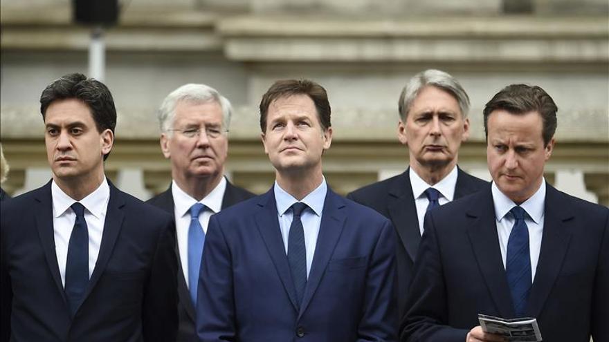 La victoria de Cameron desconcierta a los encuestadores británicos