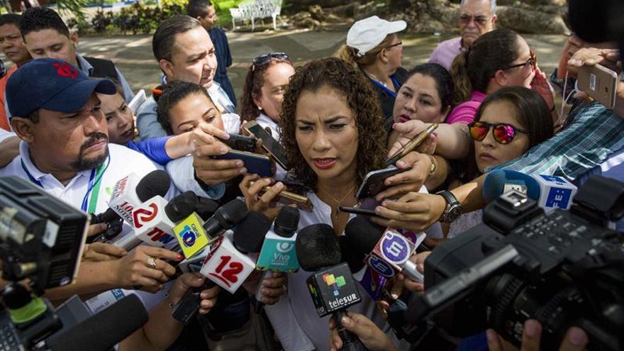 La sandinista Rueda gana la alcaldía de Managua, según los primeros resultados
