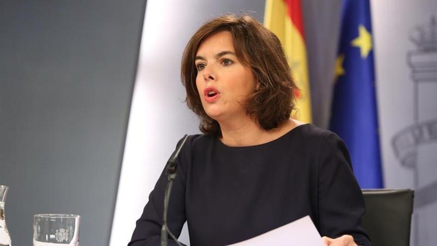 El Gobierno pide al Tribunal Constitucional que abra la vía penal contra la presidenta del Parlament de Cataluña