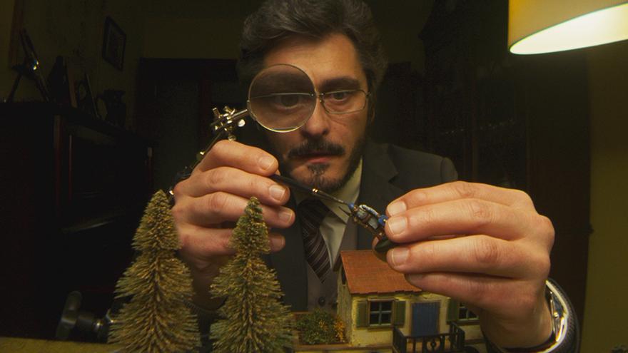 Antonio Pagudo interpreta a Xabier Zurita en 'Benidorm'