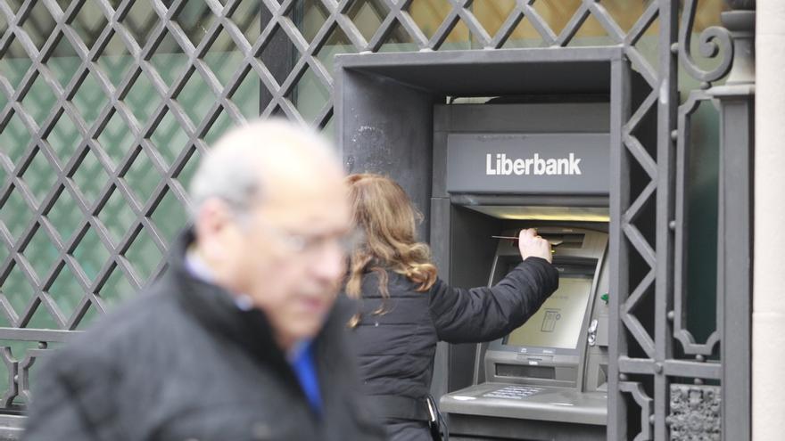 Liberbank cierra la sesión con una caída del 17,58%