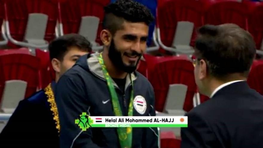 l yemení Helal Alhaj, medallista de Kung Fu, tenía 24 años y terminó en el fondo del mar en Melilla el pasado 16 de septiembre