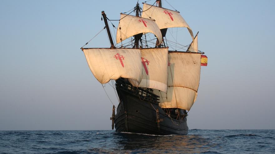 La Nao Victoria, el barco de la primera circunnavegación del mundo