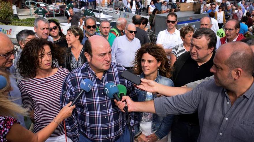 """PNV cree que las filtraciones del """"procés"""" restan credibilidad a la Justicia"""