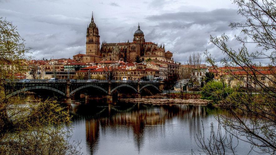 Salamanca, la ciudad renacentista española por excelencia